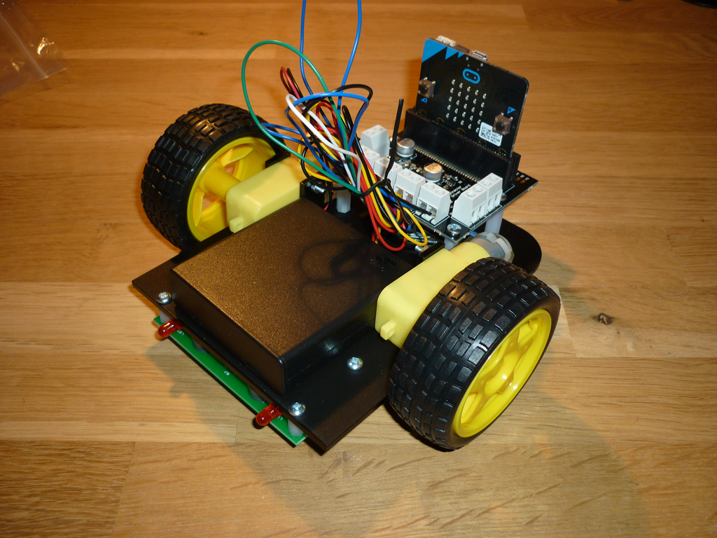 Line Following Buggy Code Bozzle Pin8 Powers The Two Motors And Should Be Connected To Start With We Need Know How Works